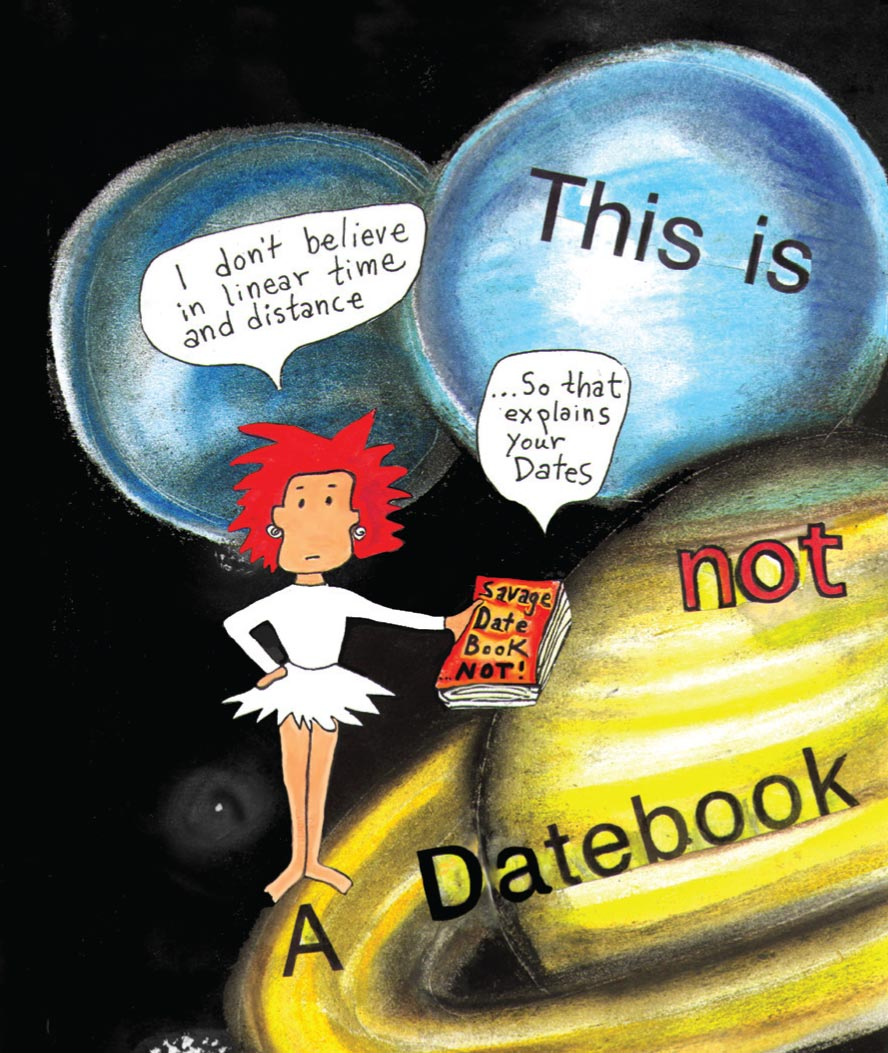 NOT a Datebook